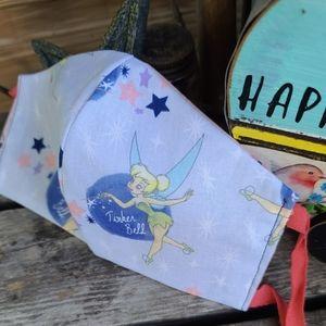 TinkerBell Disney Fairy Tinker Bell Face Mask
